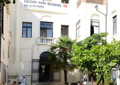 Agora gallery Venice Biennale 1
